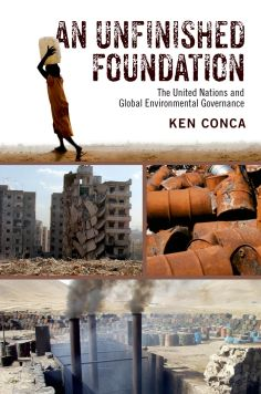 Cover Art for An Unfinished Foundation