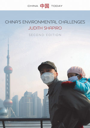 cover for China's Environmental Challenges 2nd edition